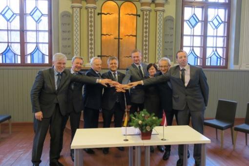 Joniškio rajono savivaldybė dalyvaus tarptautiniame turistiniame projekte