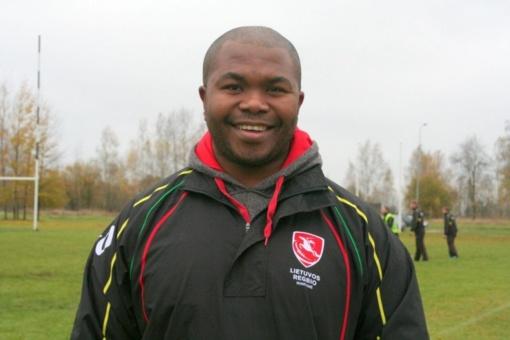 Treneris iš PAR N. Manjoša: Lietuvos regbiui metai buvo geri