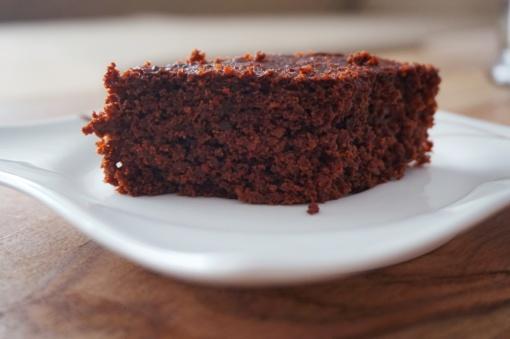 Greita ir skanu: šokoladinis pyragas veganams