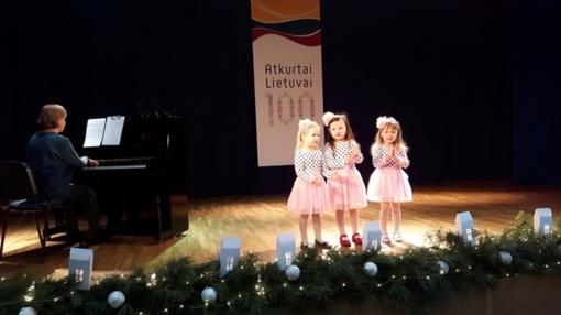 """Jaunieji dainorėliai balsus išbandė pirmajame """"Dainų dainelės"""" etape"""