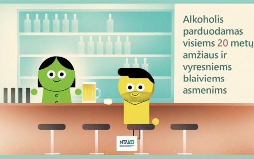 Kaip prekyba alkoholiu keisis po Naujųjų?