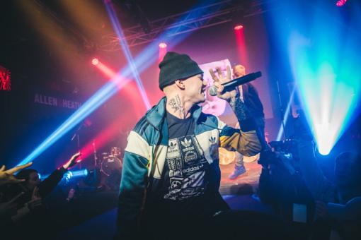 Lietuvos Hip Hopo muzikos apdovanojimų renginys sugrįžta nauju formatu