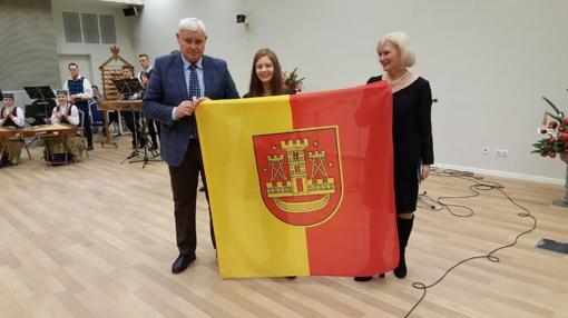 Prieš Kalėdas pagerbti gabiausi Klaipėdos moksleiviai (FOTO)