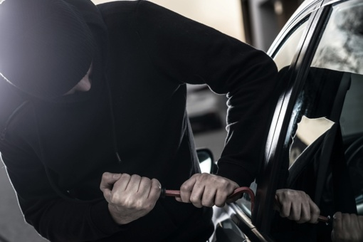 """Panevėžyje pavogtas automobilis """"VW Passat"""""""