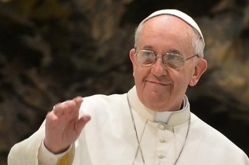 Prezidentė gavo popiežiaus Pranciškaus laišką