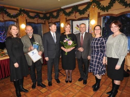 Bendruomenių ir verslo šventėje pasveikinti geriausieji