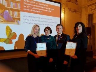 Plungės meras dalyvavo SAM organizuotame Norvegijos programos baigiamąjame renginyje