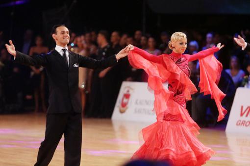 Lietuvos šokėjams - vos laiptelis iki pasaulio reitingo viršūnės