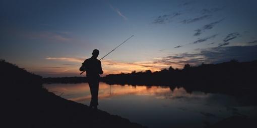 Paskutinė šių metų diena yra palanki žvejams