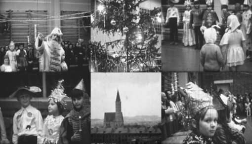 Šventė mokykloje vyko anądien Šiauliuose