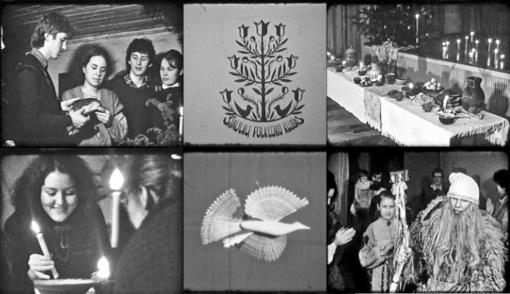 Kaip šiauliečiai šventė Kalėdas prieš 30 metų