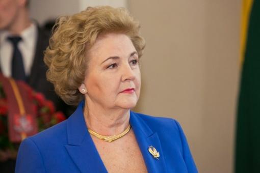Prezidentūra sako, kad buvusios K. Brazauskienės rezidencijos 2018-aisiais neremontuos