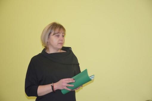Lazdijų rajono Šeštokų mokyklai pradėjo vadovauti naujoji direktorė