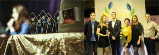 """Šilalėje – apdovanojimų ceremonija """"Auksinis jaunimas 2017"""" (FOTO)"""