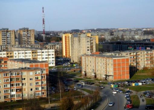 Šiaulių mieste įsigaliojo dvinarė vietinė rinkliava