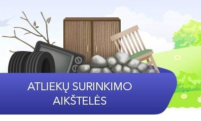 Uždaromas Radviliškio rajone esantis Šiaulėnų atliekų priėmimo punktas