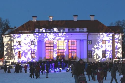 Keičiasi ledo festivalio Pakruojo dvare organizatoriai