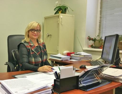 """30 metų patirtį prokuratūroje sukaupusi prokurorė Sigutė Borščienė: """"Dirbu jau su aštuntuoju generaliniu prokuroru, bet 30 metų prabėgo lyg akimirka"""""""