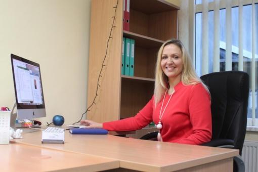 Po nelengvų penkerių metų Lietuvoje ir Vokietijoje solidų vardą pelniusi įmonė įžengė į Jurbarką