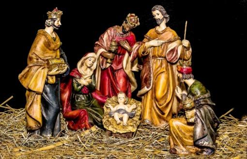 Per Tris Karalius vilniečiai linksmai atsisveikins ir su šventinėmis eglutėmis