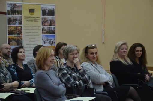 Mokytojai dalijosi Airijoje ir Kipre įgyta patirtimi