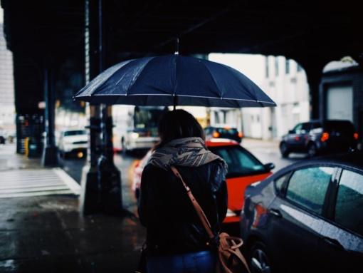Naktį protarpiais krituliai, daugiausia lietus