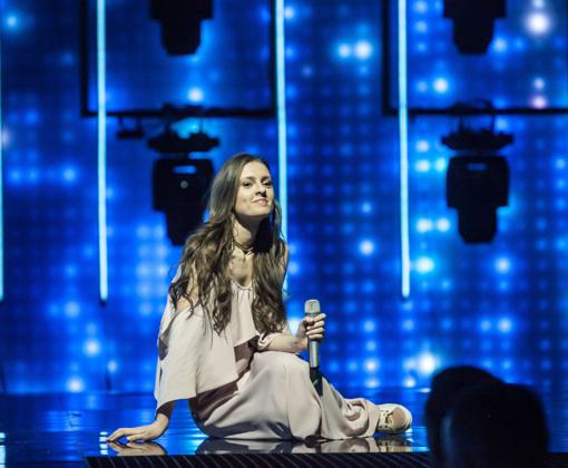 """Po pirmosios atrankinės """"Eurovizijos"""" laidos šeši dalyviai pateko į kitą etapą"""