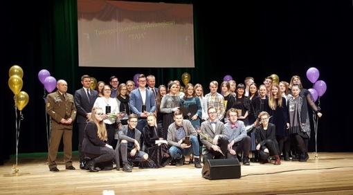 """Tauragėje vyko jaunimo apdovanojimai """"TAJA"""" (FOTO)"""