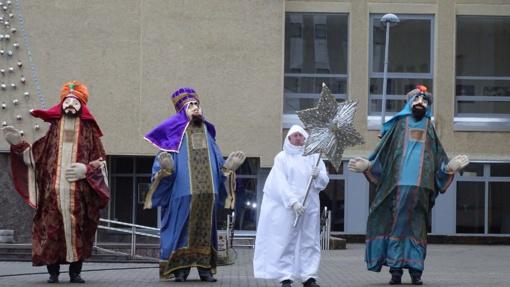 Kalėdinio laikotarpio pabaigos šventė – Trys karaliai (FOTO)