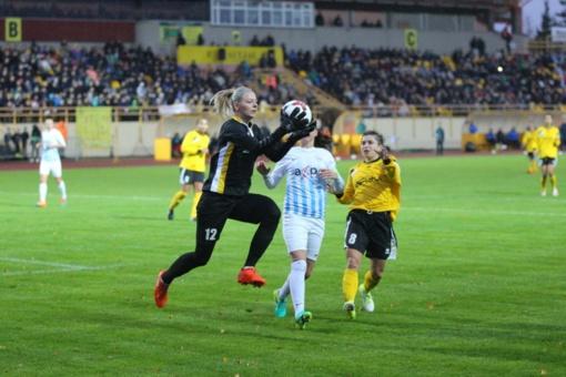 Lietuvos futbolo čempionių turnyre Vokietijoje laukia sudėtinga grupė