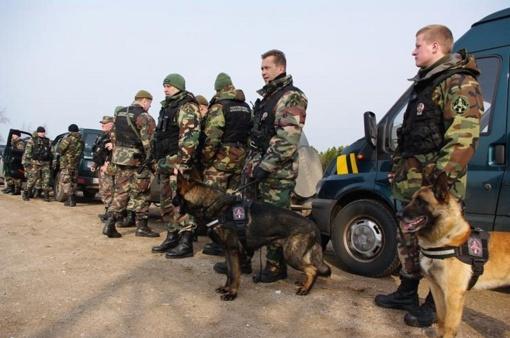 Valstybės sienos apsaugos tarnyba kviečia tapti pasieniečiais