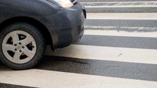 Panevėžyje automobilis kliudė pėsčiąją