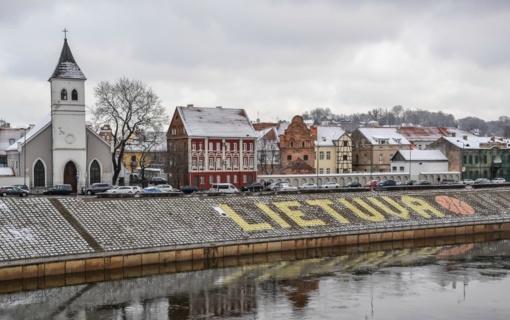 """Kauno siekis - penki """"Turizmo sėkmingiausieji 2017"""" apdovanojimai"""