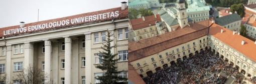 Seimo komitetas: LEU studentai galės užbaigti studijas Vilniuje