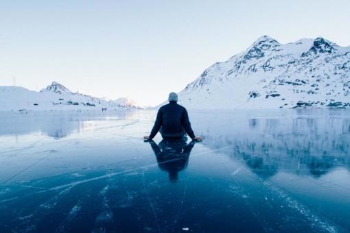 Kaip elgtis ant ledo?