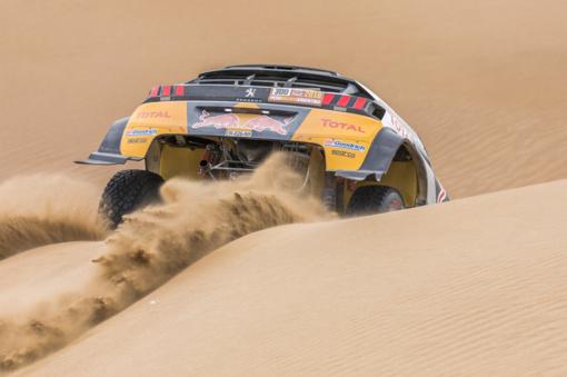 Trys lietuvių ekipažai pateko į penktojo Dakaro ralio etapo greičiausiųjų 20-uką