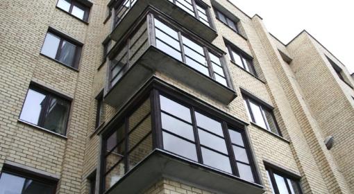 2017 metais butų kainos didmiesčiuose augo lėčiau