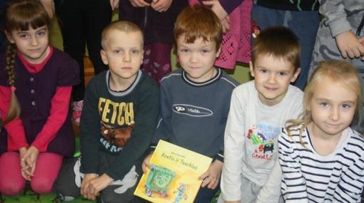 """Akcija """"KONTIS IR TVARKIUS lopšeliams-darželiams"""": aplankyti Radviliškio rajono lopšeliai-darželiai"""