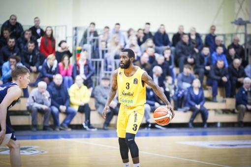 """BBL čempionate - """"Šiaulių"""" pergalė"""