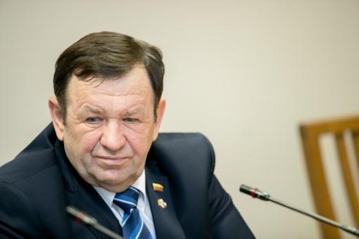 VRK gavo K. Pūko atsistatydinimo prašymą, svarstymas – jau netrukus