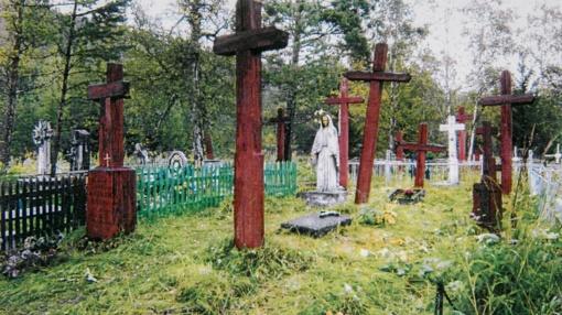 Tremtinių koplyčioje bus palaiminta garsioji Sibiro Madonos skulptūra