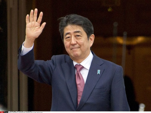 Į Lietuvą atvyksta Japonijos premjeras
