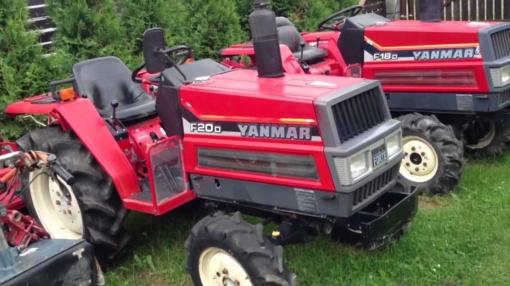 Kaišiadoryse iš sodybos pavogtas traktorius