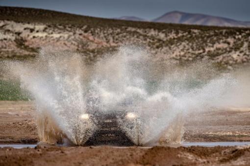 Aštuntajame Dakaro ralio etape lietuviai finišavo tarp 20 geriausiųjų