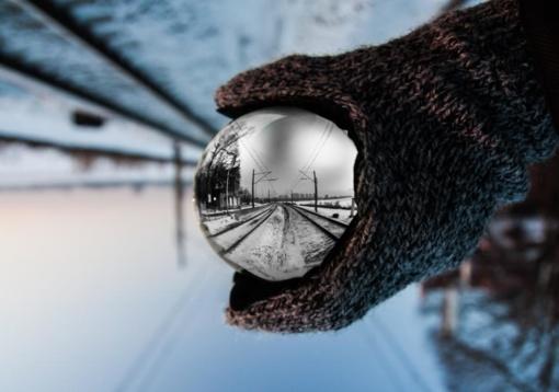Orai: ruoškitės – šaltį keis gausus sniegas