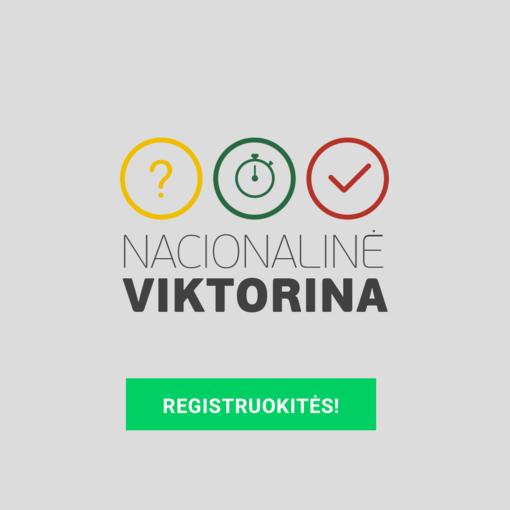 Nacionalinė viktorina Šiauliuose