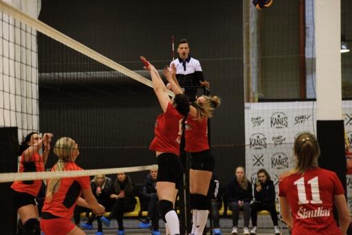 Kane's arenoje Šiauliuose vyko turnyras Kane's arenos taurei laimėti (FOTO)