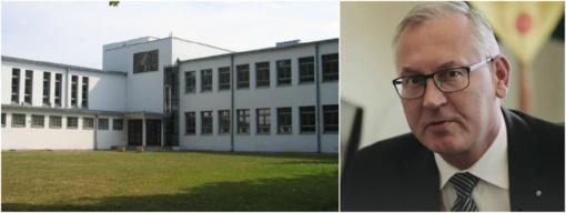 Neblaivus vairavęs Telšių gimnazijos direktorius neteko vairuotojo pažymėjimo