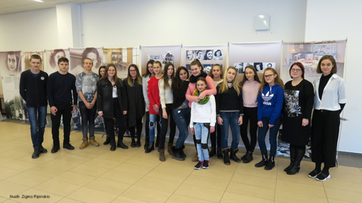 Kuršėnų kultūros centre atidaryta neeilinė paroda