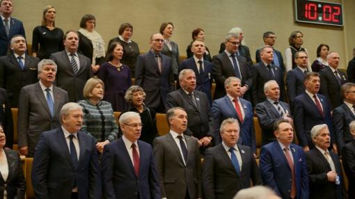Savivaldybės atstovai – Laisvės gynėjų dienos minėjime Vilniuje